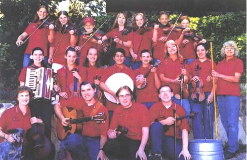 Friday Night Farmers' Market to feature the Konocti Fiddle Club 